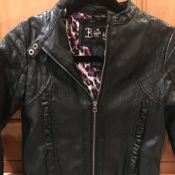 f452e71e45b ... Jane Faux Leather Jacket. M 5c08c4908ad2f96b239a7871